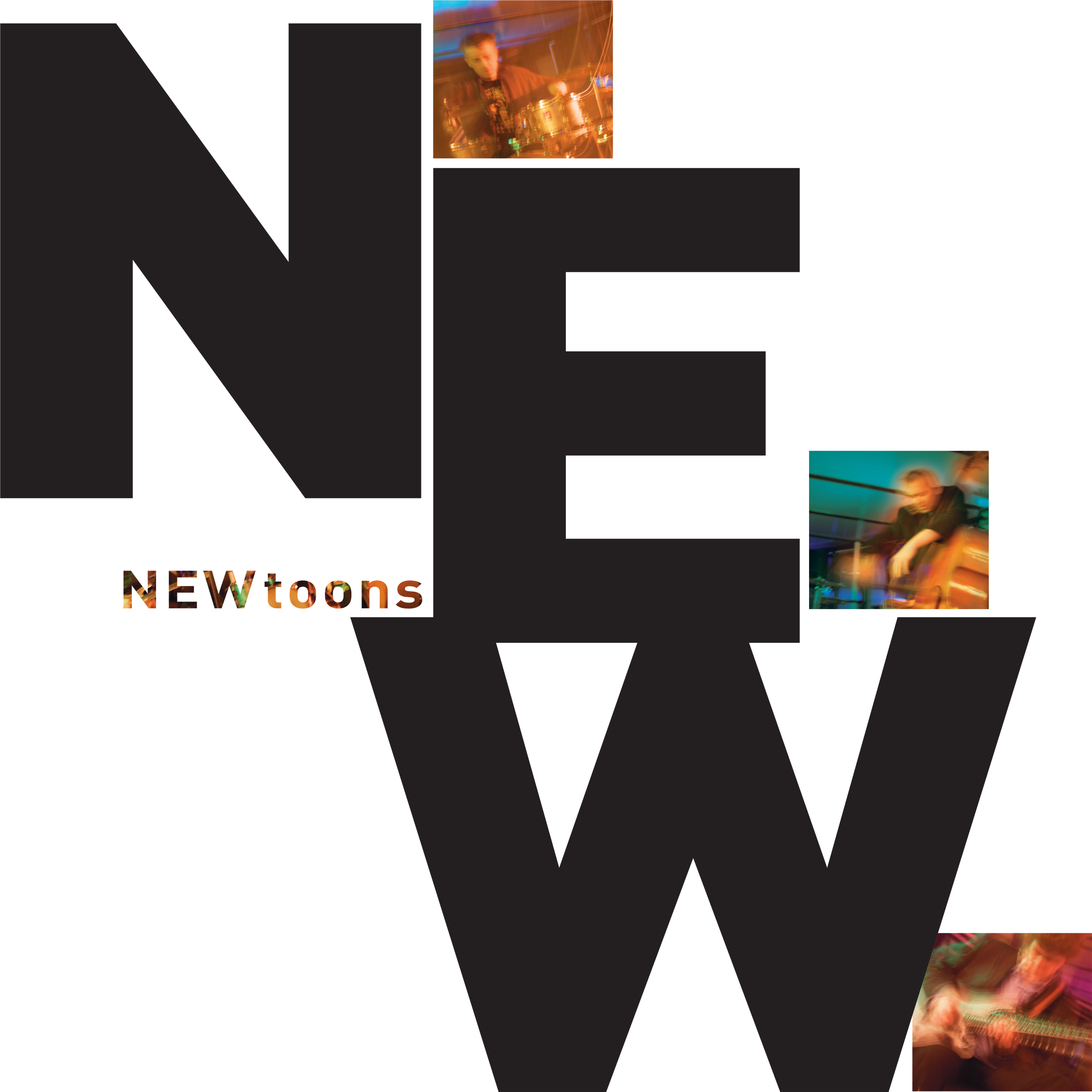 N.E.W - (Steve Noble, John Edwards, Alex Ward).
