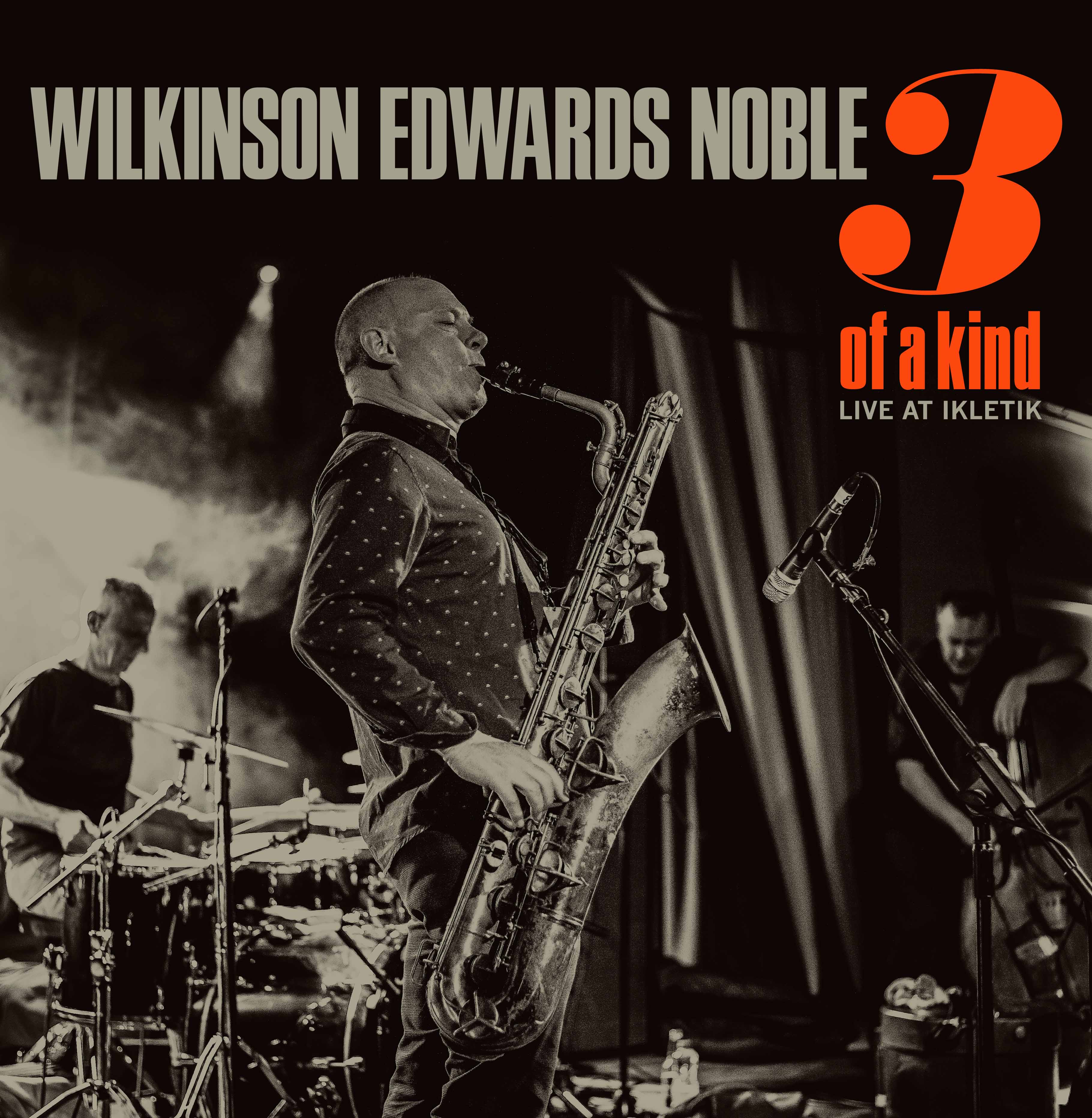 Alan Wilkinson / John Edwards / Steve Noble Trio